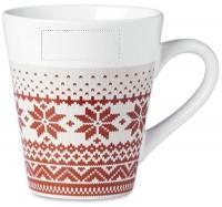Idduna - Keramikbecher Weihnacht