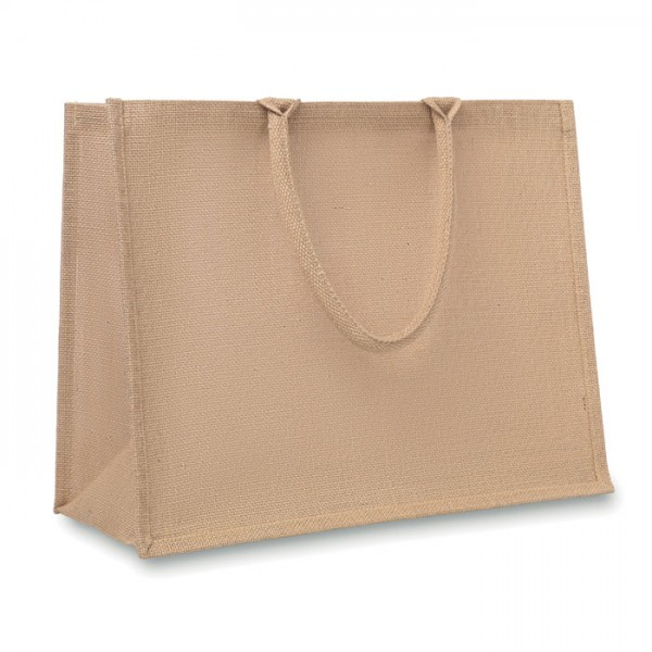 Brick Lane - Jute Shopping Tasche
