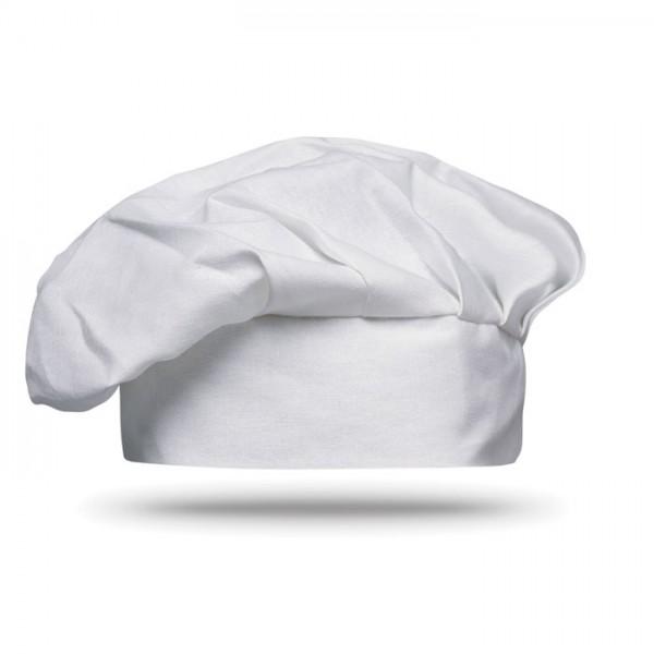Chef - Kochmütze aus Baumwolle
