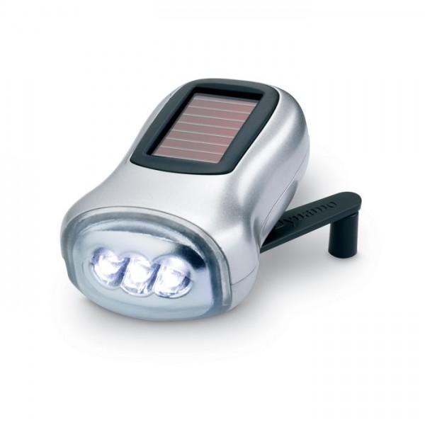 Dynasol - Dynamo Taschenlampe
