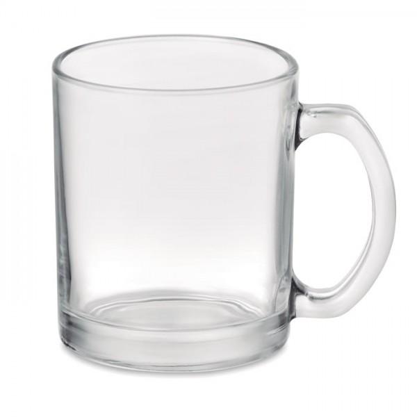 Sublimgloss - Kaffeebecher aus Glas 300 ml
