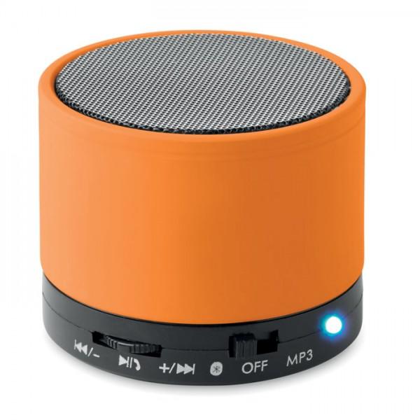Round Bass - Bluetooth Lautsprecher, rund