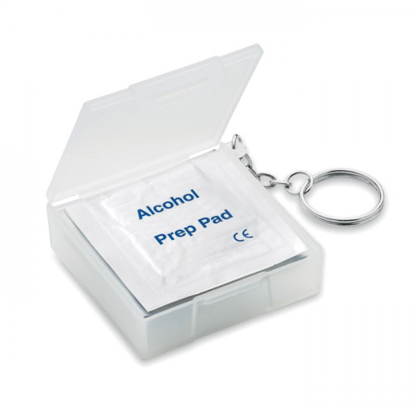 Wipe2go - 10 Reinigungstücher in PP-Box