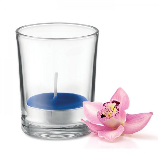 Transparent - Teelichthalter
