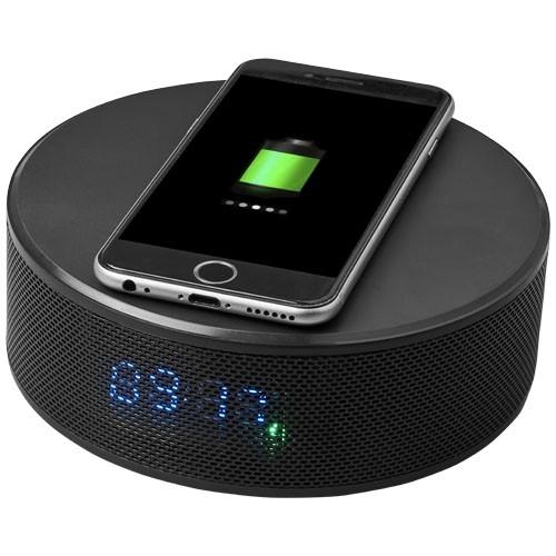 Circle Drahtloser Bluetooth® Lautsprecher mit Ladefunktion und Wecker