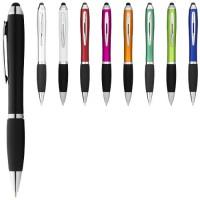 Nash Stylus Kugelschreiber farbig schwarzem Griff