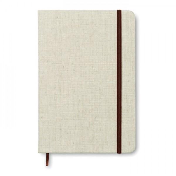 Canvas - DIN A5 Notizbuch Canvas