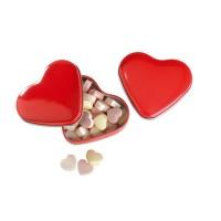 Lovemint - Herzdose Bonbons