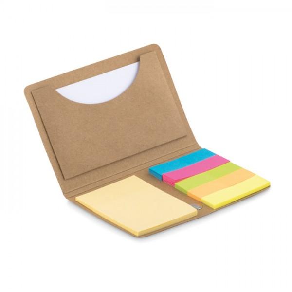 Foldnote - Notiz-Visitenkartenhalter
