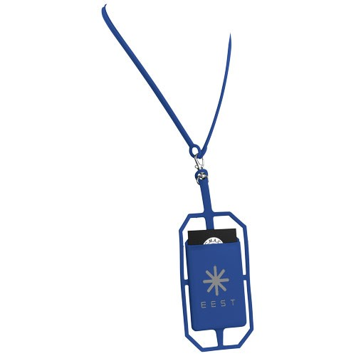 Silikon RFID Kartenhalter Lanyard