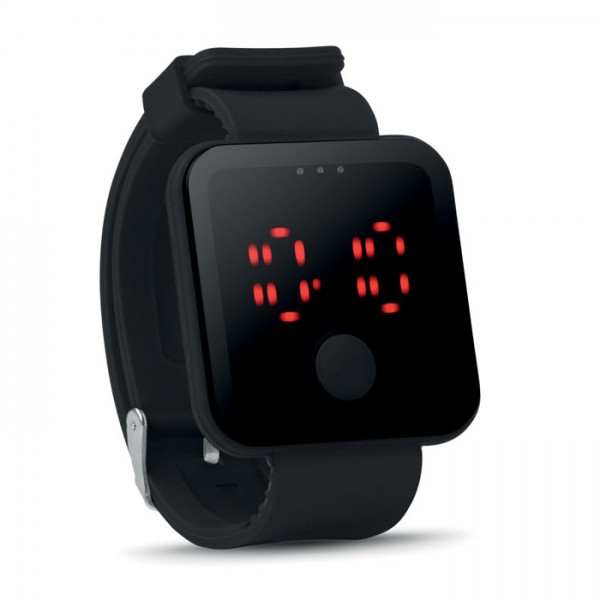 Redtime - LED Armbanduhr