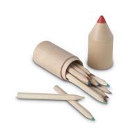 Coloret - Holzbox 12 Stiften