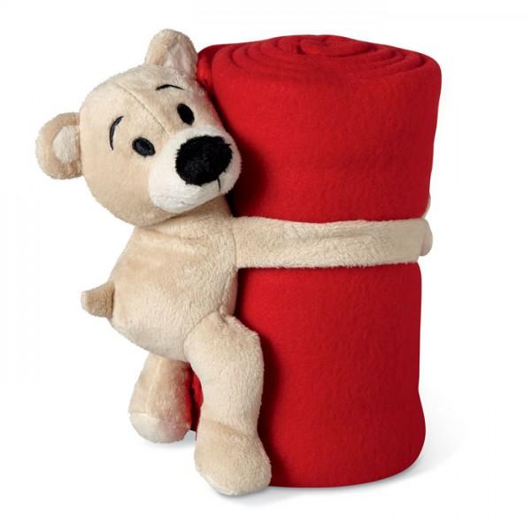 Manta - Kinder-Fleece-Decke