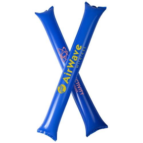 Cheer 2-teilige aufblasbare Klatschstangen