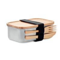 Savanna - Lunchbox Edelstahl 600ml