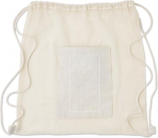 Trou Bag - Netzbeutel mit Kordelzug