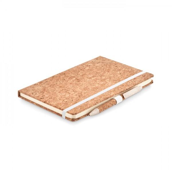 Suber Set - DIN A5 Kork Notizbuch Set
