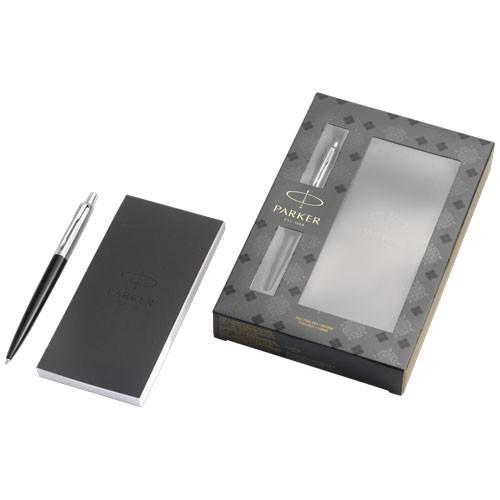 Jotter Schreibset schwarz Notizbuch