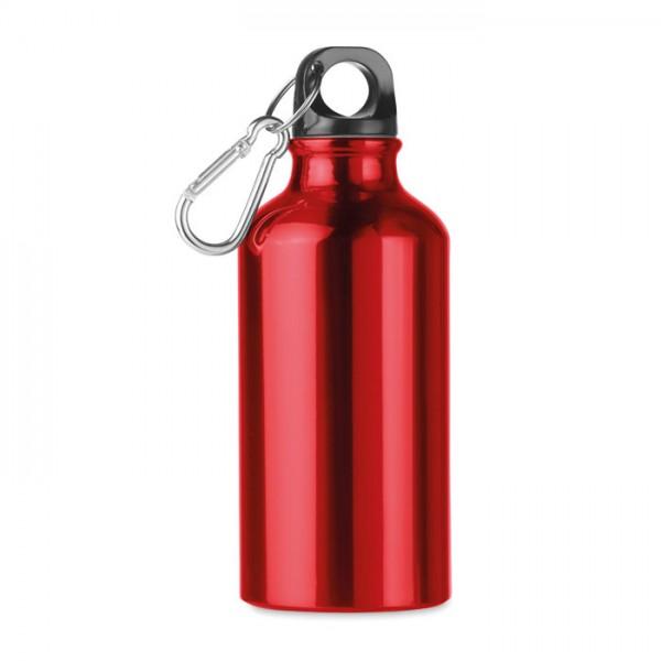 Mid Moss - Aluminium Trinkflasche 400ml