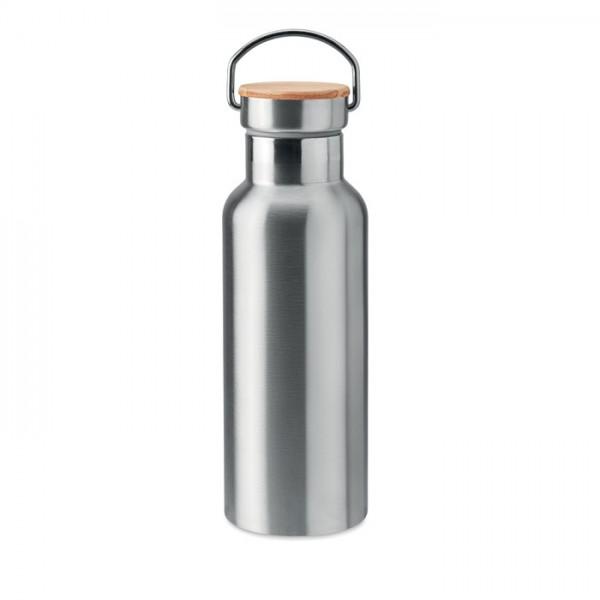 Helsinki - Doppelwandige Trinkflasche