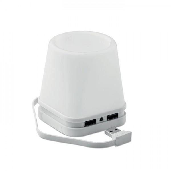 Fuji - Stifthalter Licht/USB Hub