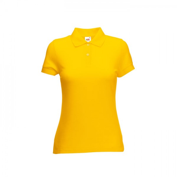 65/35 Polo Lady-fit 63-212-0 - Damen Polo Shirt 170/180 g