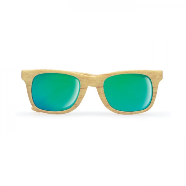 Woodie - Sonnenbrille Holz