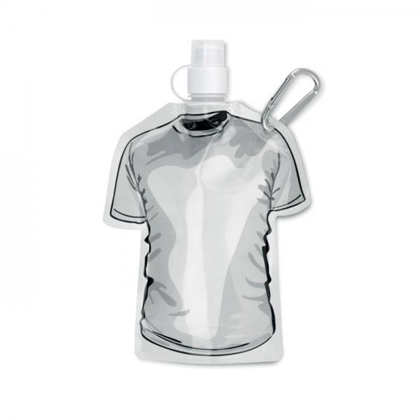 """Samy - Faltbare Trinkflasche """"T-Shirt - Rückläufer"""