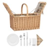 Mimbre Plus - Picknickkorb aus Korbweide