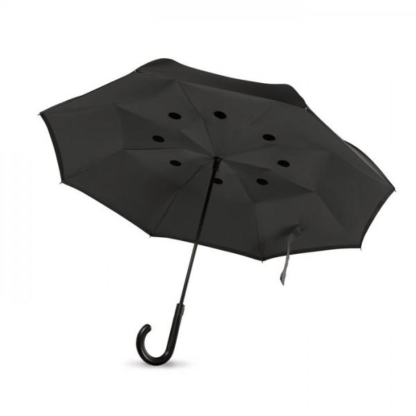 Dundee - Reversibler Regenschirm