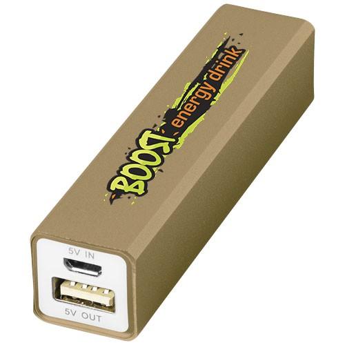 Volt Alu Powerbank 2200 mAh