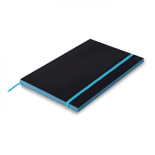 Black Note - Notizbuch Papier Cover