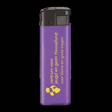 Elektronisches Feuerzeug Pastell, nachfüllbar