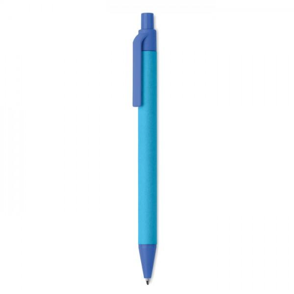 Cartoon Coloured - Kugelschreiber Papier/Mais PLA