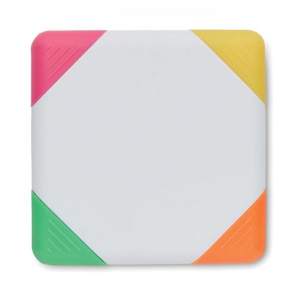 Squarie - 4-Farb-Textmarker