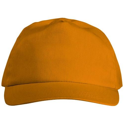 Basic Baumwoll Kappe aus 5 Segmenten