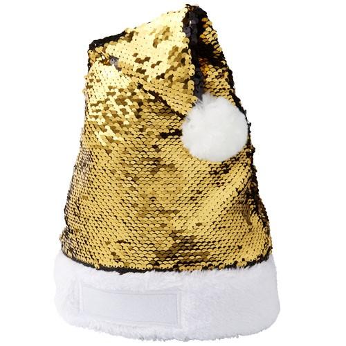 Sequins Weihnachtsmütze