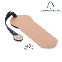 Growbookmark™ - Lesezeichen Kiefersamen