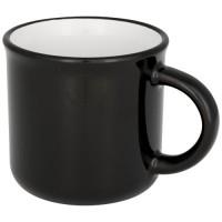 Lagerfeuer-Keramikbecher