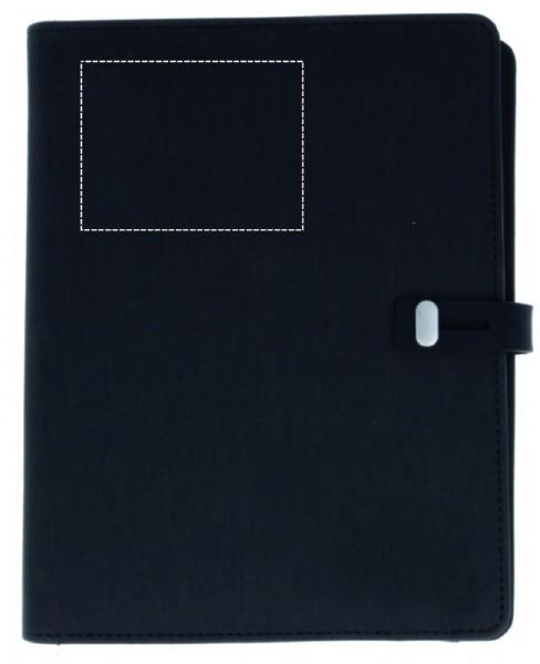 Smartnote - DINA5 Portfolio & Ladestation