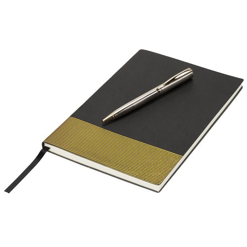 Midas Notizbuch- & Stift-Geschenkset