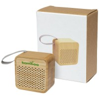 Arcana Bluetooth® Lautsprecher aus Bambus