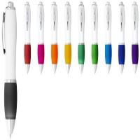 Nash Kugelschreiber weiß farbigem Griff