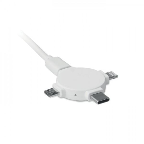 Ligo Cable - 3in1 Kabeladapter