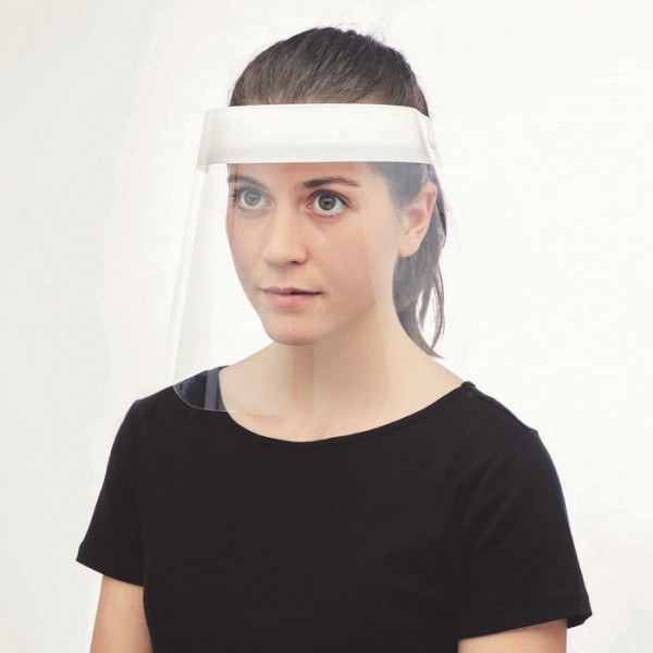 Protect - Gesichtsschutz aus PET
