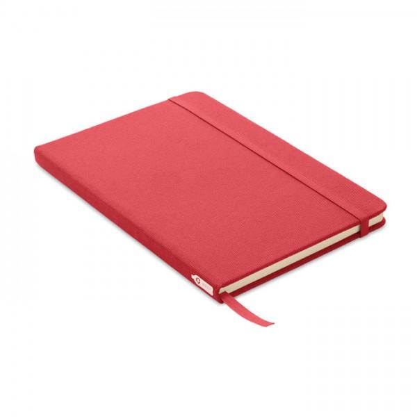 Note Rpet - DIN A5 Notizbuch 600D RPET
