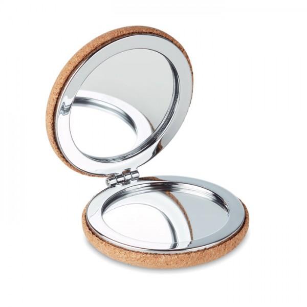Guapa Cork - Make-Up-Spiegel Kork