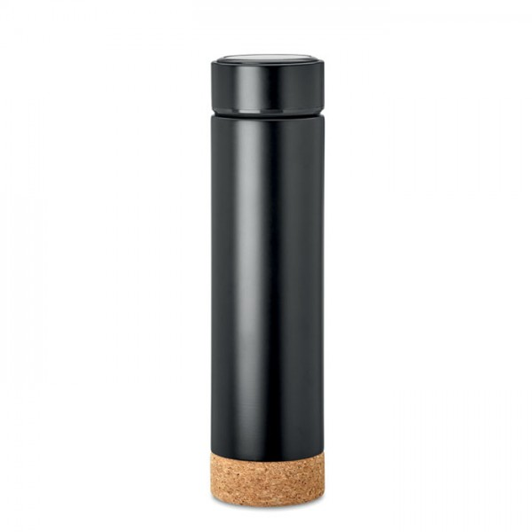 Pole Cork - Doppelwandige Flasche 500 ml