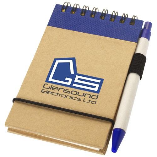 Zuse Notizbuch Stift