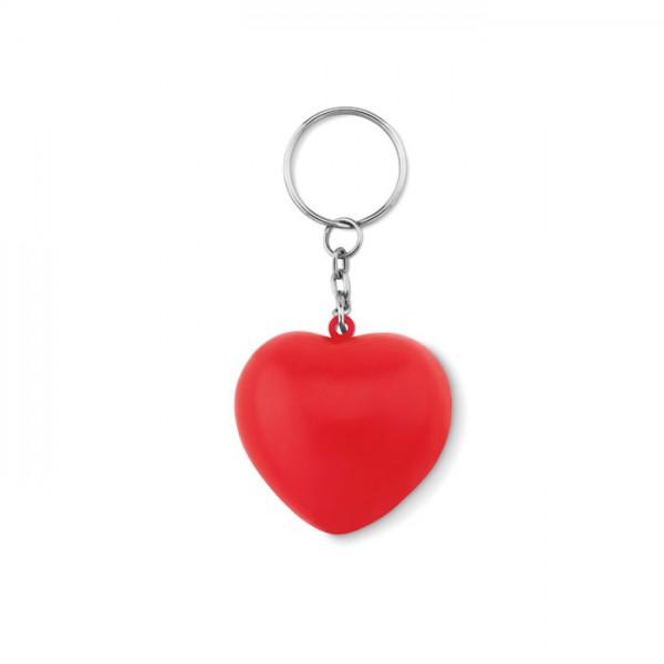 Lovy Ring - Schlüsselring PU Herz